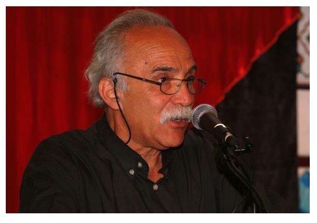 Micahel Warschawski at IHRC Conference, 2008 (c) IHRC