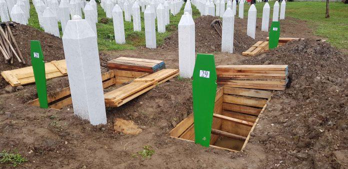Srebrenica Burials 2019 (c) Ahmed Uddin
