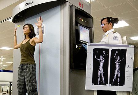 body scaners
