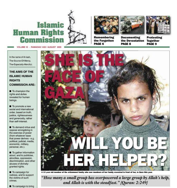 IHRC Newsletter 2009