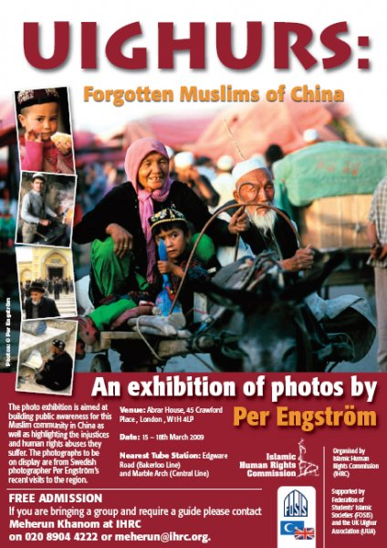 Uighurs: Forgotten Muslims of China
