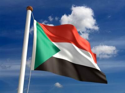 [photo: Sudanese flag, myplayerschoice.com]