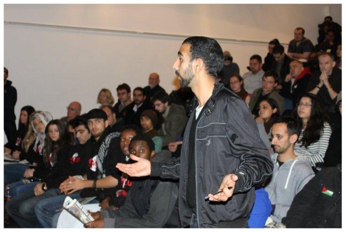 intifada event