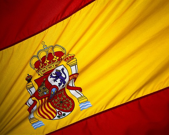 Spanish Flag [photo: barringtonhigh.org]