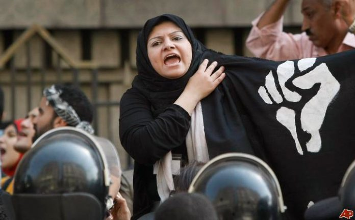 tahrirswoman