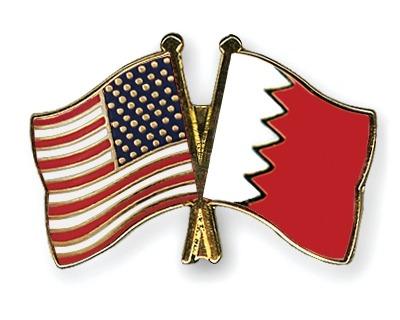 Pins USA Bahrain