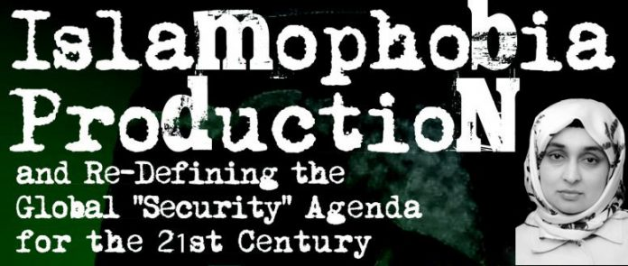 "slamophobia Production and Re-Defining Global ""Security"" Agenda"