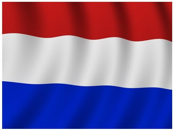 Dutch flag, 3dwallpaperstudio.com