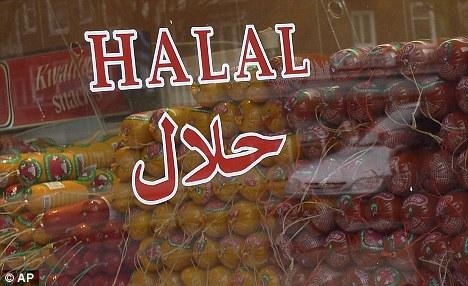 halal meet