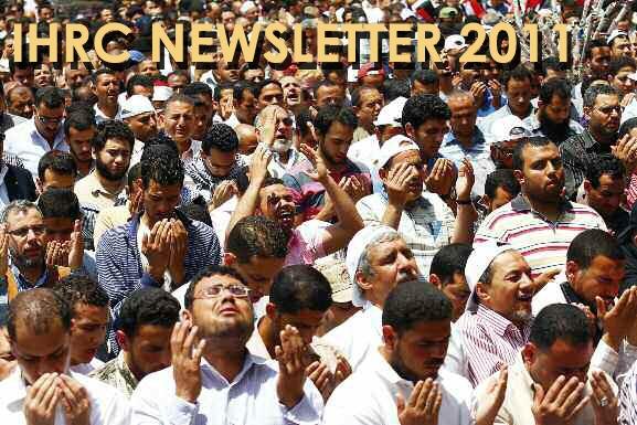 IHRC Newsletter 2011