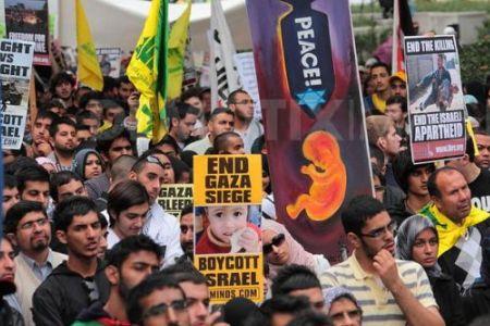 Al-Quds Day demonstration UK