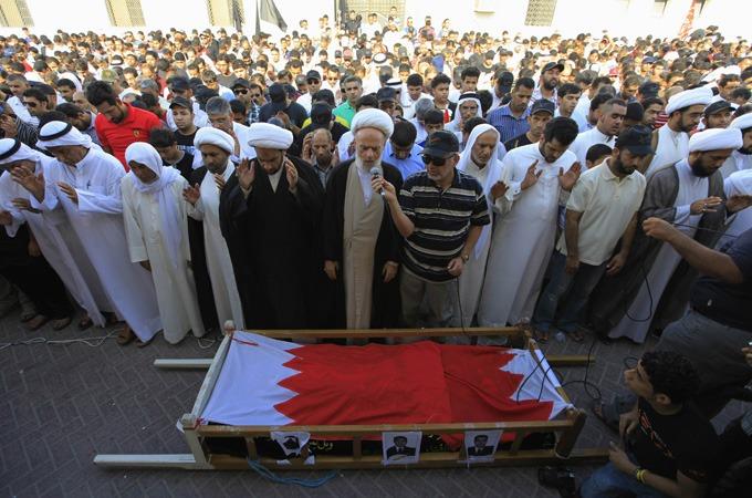 Jawad Marhun Funeral