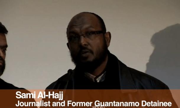Sami Al-Hajj Guantanamo Remembered event