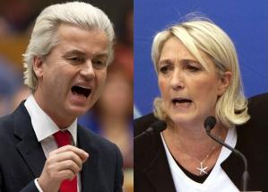 Wilders-and-Le-Pen