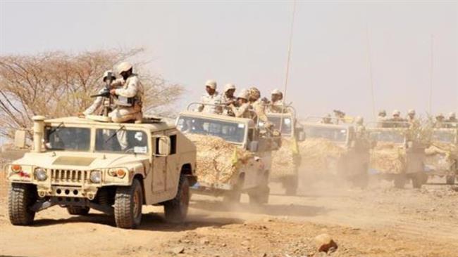 sauditroops