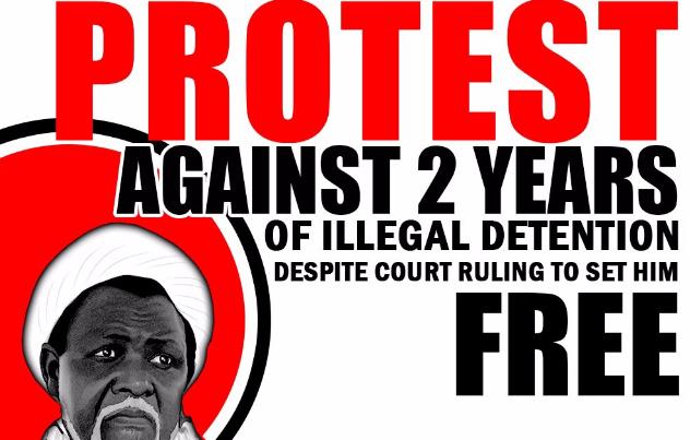 free_zakzaky_protest