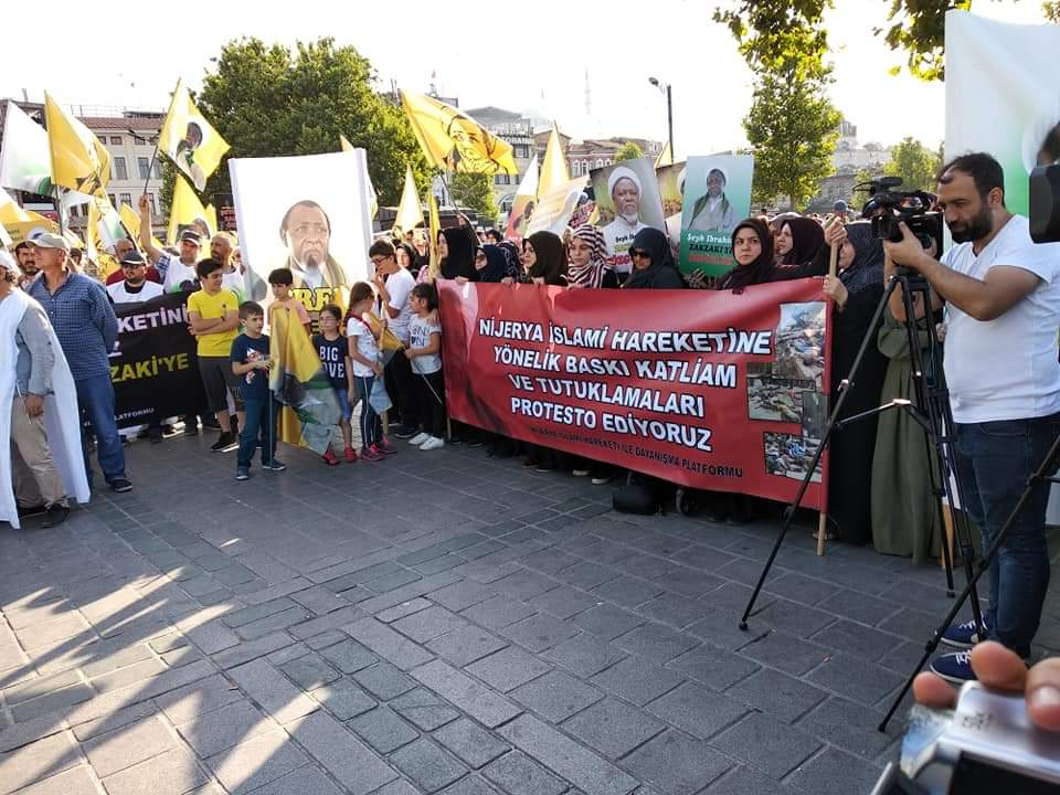 Demo Istanbul
