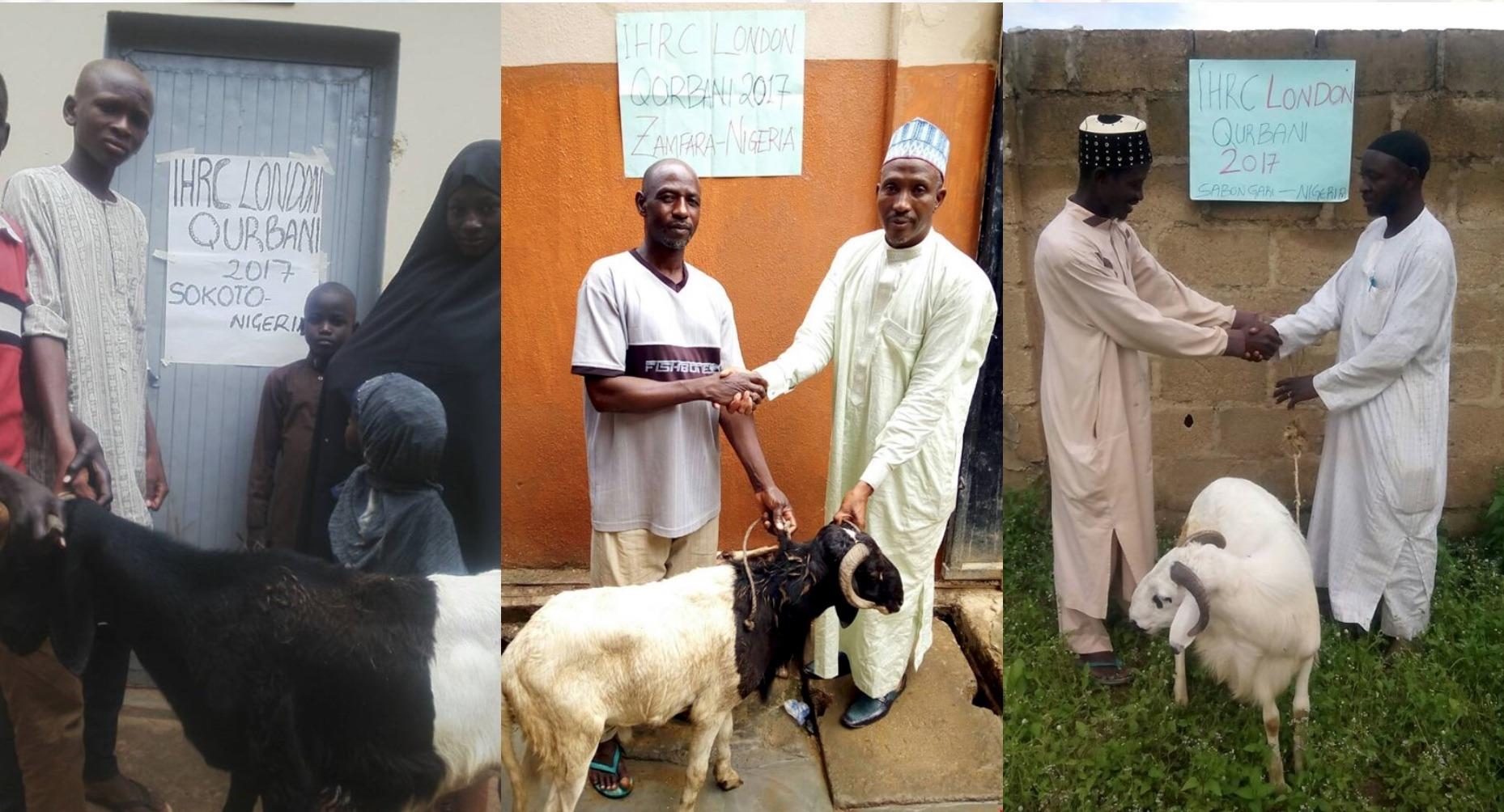 Qurbani 2019 – Remember Nigeria – IHRC