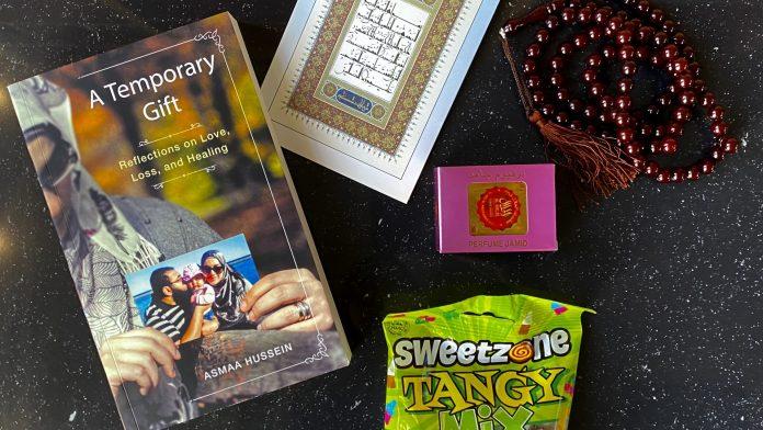 Contents of a Ramadan prisoner pack